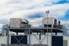 Instalaciones ventilación/ refrigeración