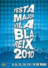 Propuesta de cartel de la festa major de vilablareix