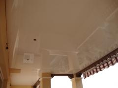 techo BARRISOL® en terraza de vivienda