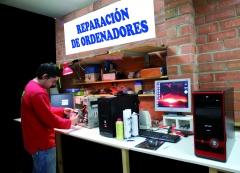 Reparación de ordenadores, impresoras, videoconsolas