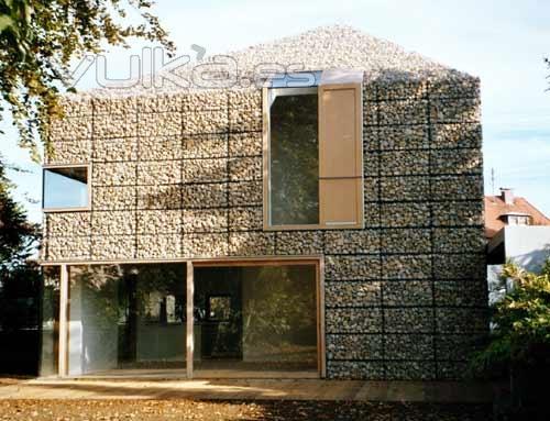 Foto barbacoas prefabricadas decoracion con piedra natural for Barbacoas prefabricadas