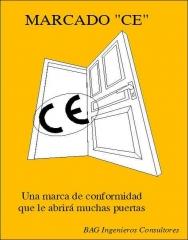 Consultoria Marcado CE de productos de construccion 89/106 CEE
