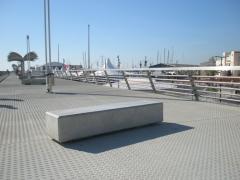 Mobiliario urbano prefabricado de hormig�n, cualquier dise�o y medida. realizamos sus dise�os a medida seg�n ...