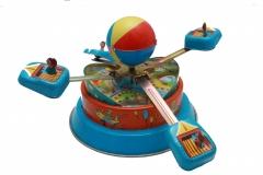 Www.juguetedehojalata.com monta�a rusa (hojalata con mecanismo de cuerda.22cms) www.juguetedehojalata.com