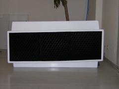 Refrigeraci�n evaporativa. ventilaci�n por depresi�n. humibat