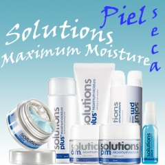 Gama solutions maximun moisture [piel seca]