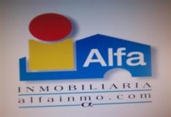 Logo de alfa inmobiliaria