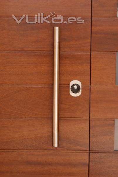 Tirador de madera exterior uk