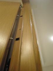 Puerta acorazada gardesa carenado antipalanca