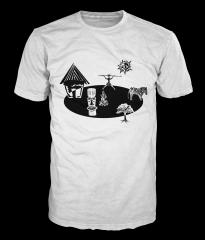 Camiseta cacer�a