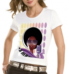 Camiseta micr�fono