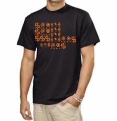 Camiseta s�mbolos