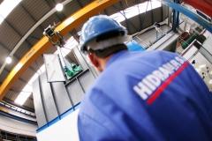 Servicio de cromado de cilindros hidr�ulicos