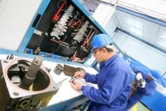 Equipo de mecánicos cualificados hidramar s.l.