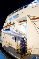 Trabajamos a bordo, diagnosticando y solucionando problemas in situ. para que no tenga que detener su actividad.