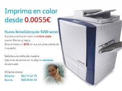 Nuevo Multifuncional A3 Tita Sólida. Imprima en color a precios de Blanco y Negro