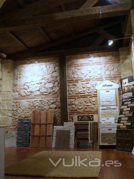 Foto exposici n de revestimientos r sticos for Abella decoracion granada