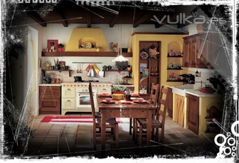 Foto foto rustica antigua - Cocinas antiguas rusticas ...