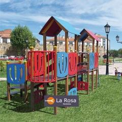 Todo en construcciones para parques infantiles en la rosa