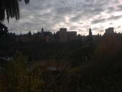 La 8ª maravilla del mundo (la alhambra de granada)