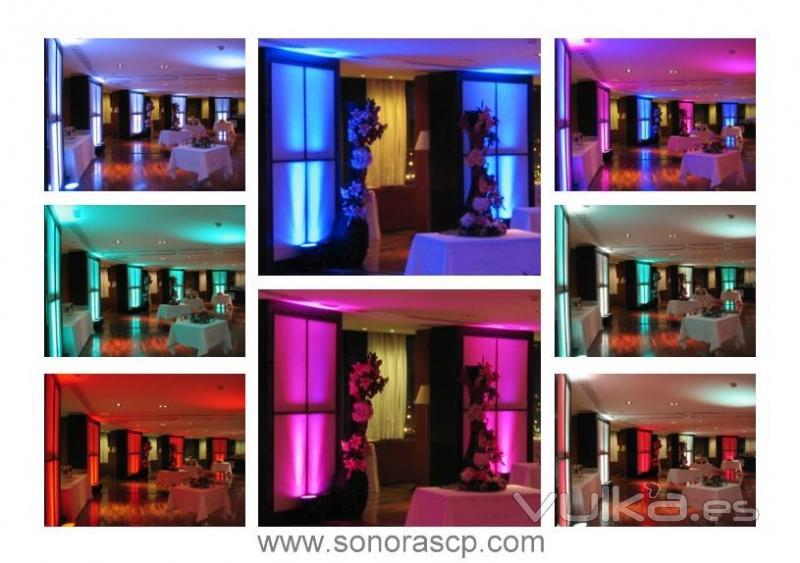 Foto iluminaci n decorativa de interiores - Iluminacion decorativa interiores ...
