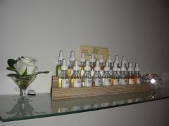 Todos los tratamientos se acompa�an con aromaterapia y musicoterapia, un verdadero regalo para los sentidos.