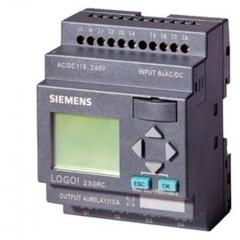 Rele programable LOGO! Siemens