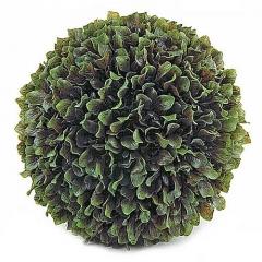 Bolas artificiales hojas naranjo