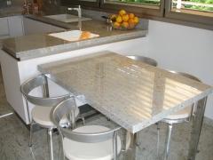 Encimera de cocina en kashmire imperial