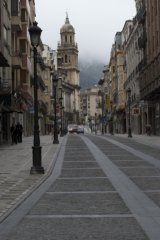 calle Bernabé Soriano