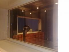 Sala de grabación de voces e instrumentos acústicos