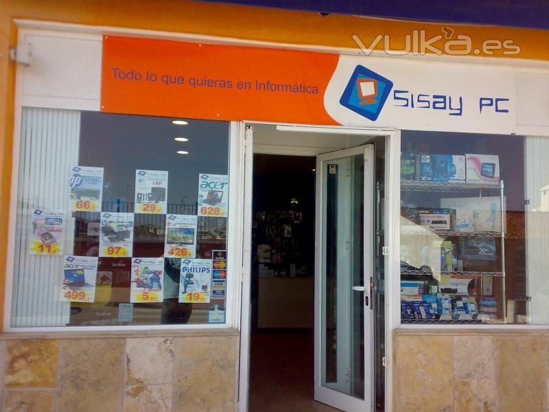 Tienda de Informatica, Venta  Reparacion Mantenimiento de Equipos Informaticos.