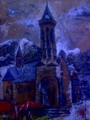 Iglesia de vielha(lerdia)