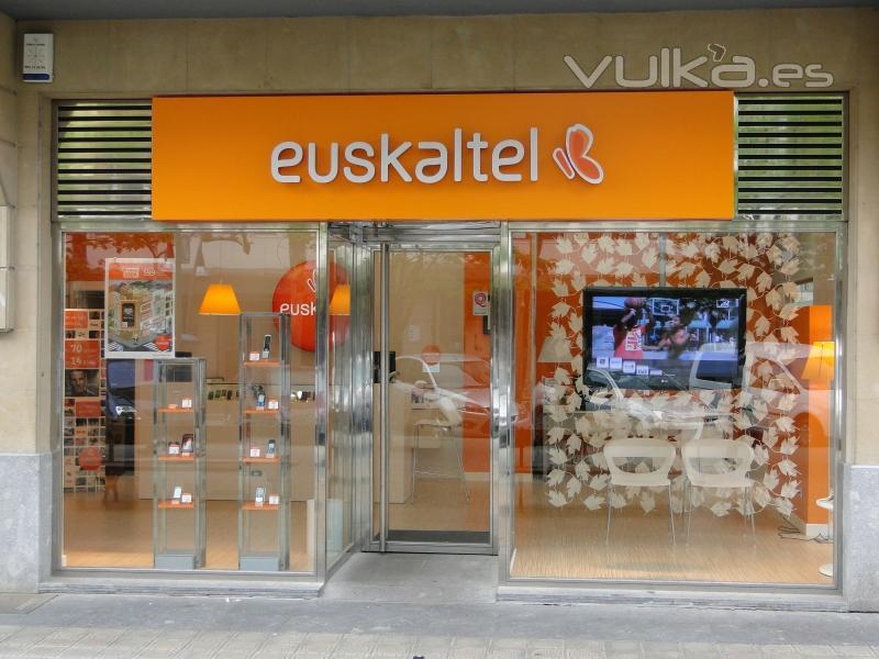 Foto tienda de euskaltel en tolosa datavi - Web oficina euskaltel ...