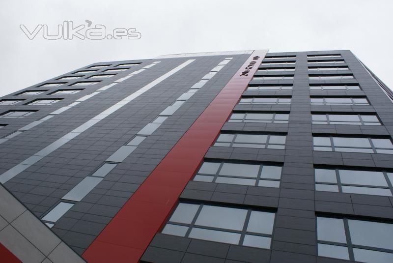 As center edificio de oficinas en valencia for Edificio oficinas valencia