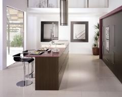 Ambiente de cocina realizado en nuestro Plató