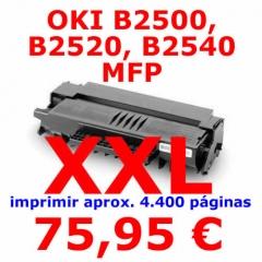 Compatible para las siguientes m�quinas:      * OKI B 2500 MFP     * OKI B 2520 MFP     * OKI B 2540 MFP     * ...