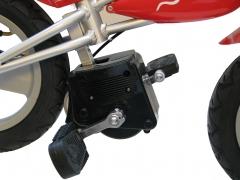 Bicicleta de aprendizaje para niños con pedales