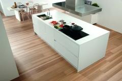 Detalle mobiliario de cocina dica mdlo.45
