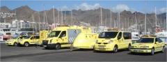 Rotulaci�n de flota vehiculos gsc