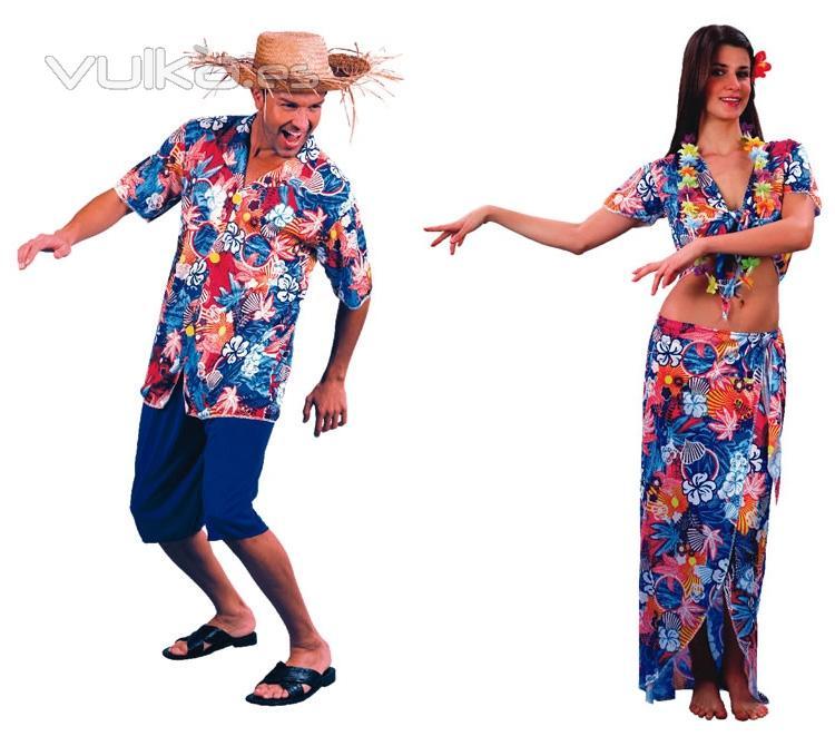 Disfraces Hawaianos