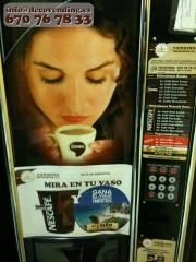 Promoci�n del viaje de tu vida con nestl� y decoastur vending asturias