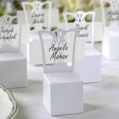 Fashion bodas - original detalle de boda (caja para bombones)