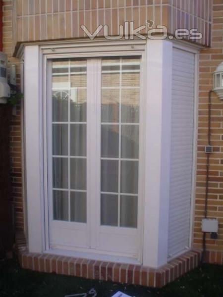 foto ventana trapecio aluminio serie alfil corredera On ver modelos de ventanas de aluminio