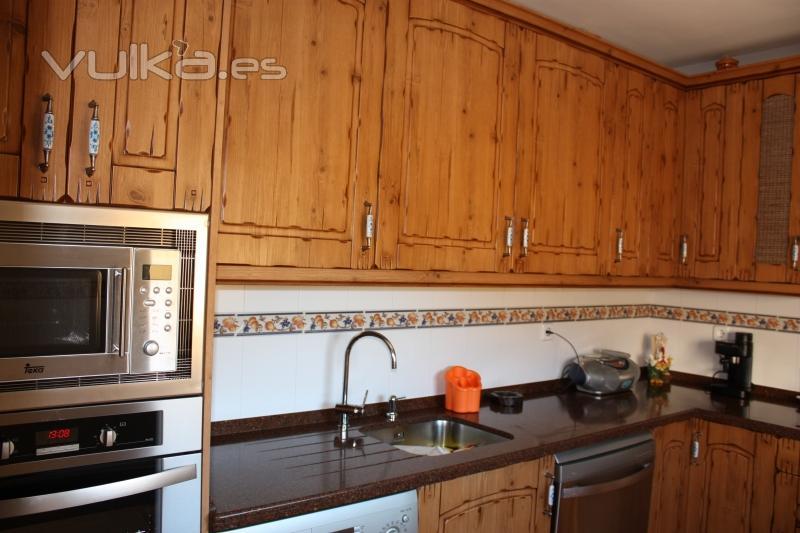 Asombroso Muebles De Cocina En Crudo Cresta - Ideas para Decoración ...
