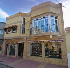 Vista de nuestra tienda desde la calle