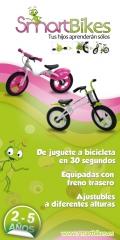 Diseño de flyer smartbikes