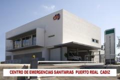 Puerto real - centro de emergencias sanitarias