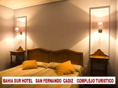 BAHIA SUR HOTEL. San Fernando - Complejo turistico