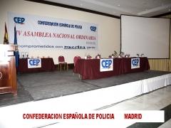 CEP - Confederacion española de policia